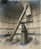 40 inch Yerkes telescope, Yerkes Observatory, Wisconsin, USA, 1915