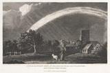 Lunar rainbow at 10 pm, Milbrook, near Southampton, October 1810.