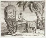 Carriage, India, 1774-1781.