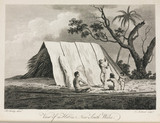 'View of a Hut in New South Wales', Australia, c 1788.