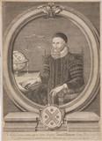 John Napier, Scottish mathematician, c 1600.