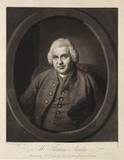 Thomas Mudge, English horologist, 1772.
