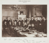 First Solvay Physics Conference, Brusels, 1911.