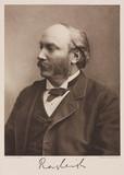 John William Rayleigh, British physicist, c 1910-1920.