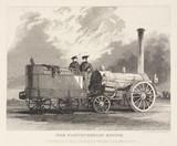 'Northumbrian', steam locomotive, 1830.