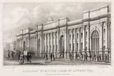 Railway Station, Lime Street, Liverpool, 1838.