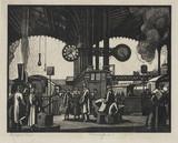"""Liverpool Street Station, London, c 1930."""