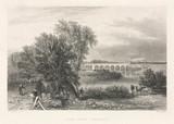 'The Avon Viaduct', Wolston, mid 19th century.
