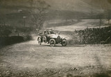 Mathis car competing in the Manchester Automobile Club Hill Climb, 1912.