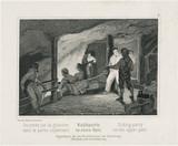 'Sliding party in the upper part', Durrnberg, Austria, c 1850s.