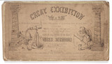 'Great Exhibition 'Wot is to Be'', 1850.