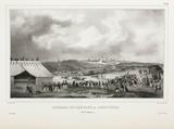 Horse racing at Longwood, Saint Helena, 1826-1829.