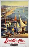 'Bridlington', BR poster, 1958.