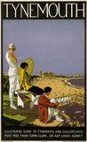 'Tynemouth', LNER poster, 1926.