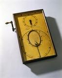 Desaguliers' Cometarium, 1755.