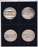 Four views of Jupiter, 1872.