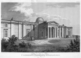 'The Observatory', Cambridge University, Cambridge, 1825.