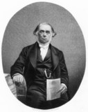 Richard Hornsby, English agricultural engineer, 1858.