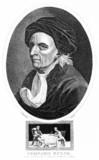 Leonhard Euler, Swis mathematician, c 1770s.
