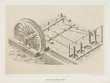'Japanese Rice Mill, Samoda', c 1853-1854.