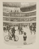 'At the Palace of Sport', 1898.