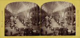 'The Nave, from the Eastern Dome, The  International Exhibition of 1862', London.