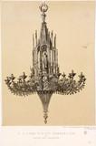 Chandelier, Spain, 1862-1863.