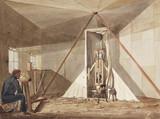 Kater's invariable pendulum, 1828-1831.