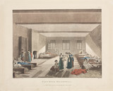 'Pas-room Bridewell', 1808.