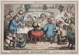 Farmer Giles' Establishment', Christmas Day, 1830.