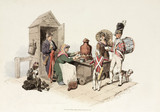 'Woman selling Salop', 1805.