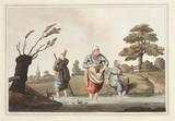 'Leech finders', 1814.