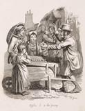 'Apples, 5 a ha'penny', 1833.
