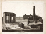 Gas Works, London, 1819.