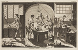 Hat making, 1754.