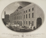 Linen Hall, Dublin, Republic of Ireland, 1791.