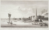 'View of London taken off the Thames near York Buildings', c 1850-1900.