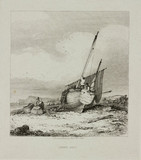 Fishing boat, 1829.