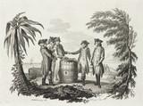Fish traders, 1786.