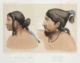 South American Indians, c 1843-1847.