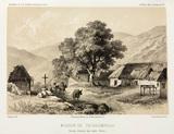 Cocabambilla Mission, Peru, c 1843-1847.