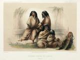 Tampas or Campos Indians, Peru, 1843-1847.