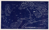 The constellation of Pegasus (the Winged Horse), 1895.