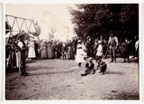 Skipping at a fair, 1898.