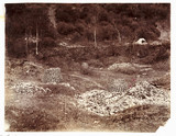 Brick kilns, c 1905.