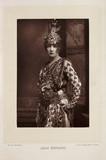 'Sarah Bernhardt', 1890.