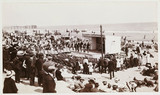 Ellison's beach entertainers, c 1910.