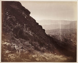 'Khyber Side of Sarkai Hill', 1878.