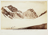 'Summit Of The Manirung Pass, 18,600 Feet - Spiti', c 1865
