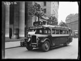 London coach, 1932.